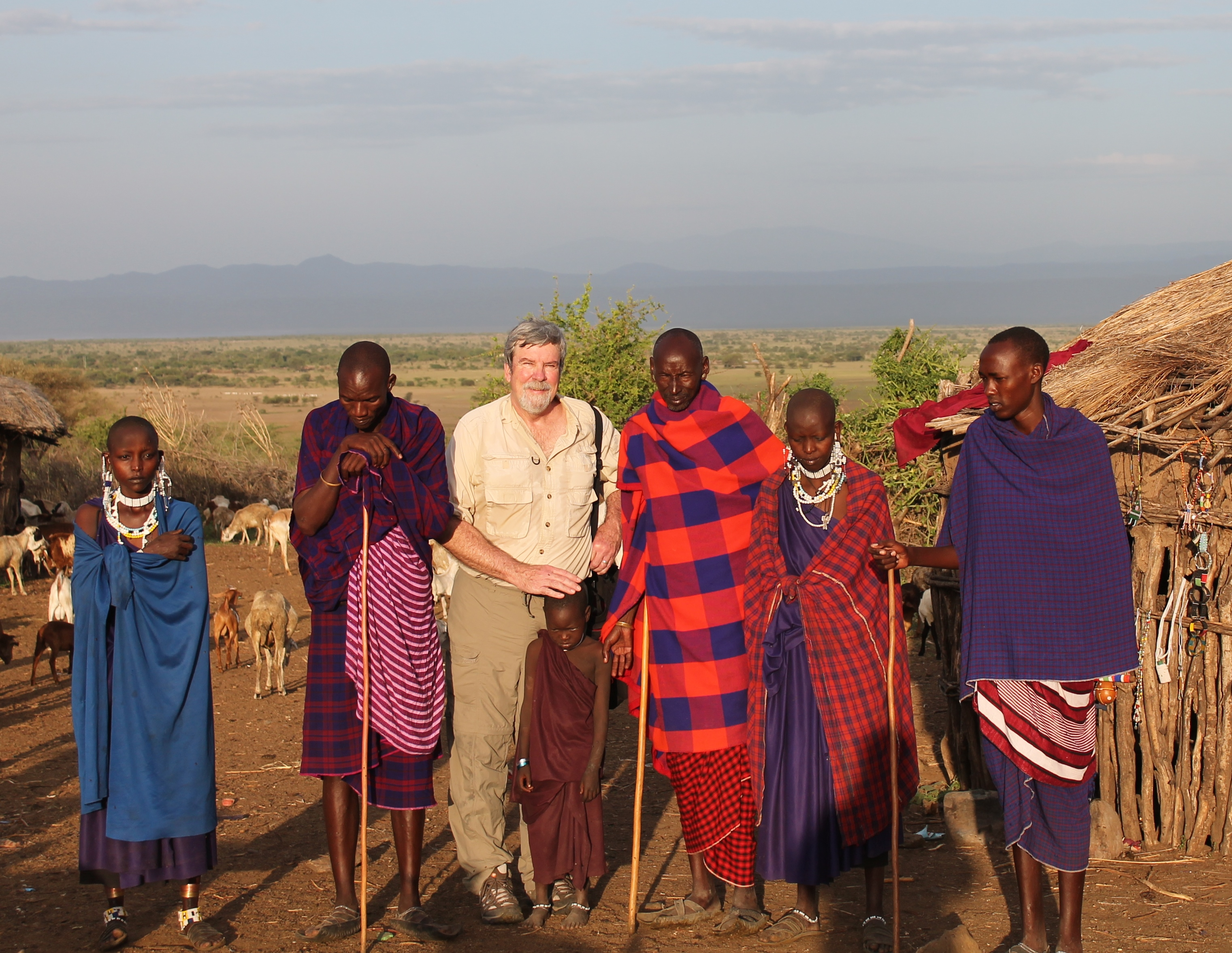 Maasai village you can visit on your exquisitely crafted journey to experience their lifestyle