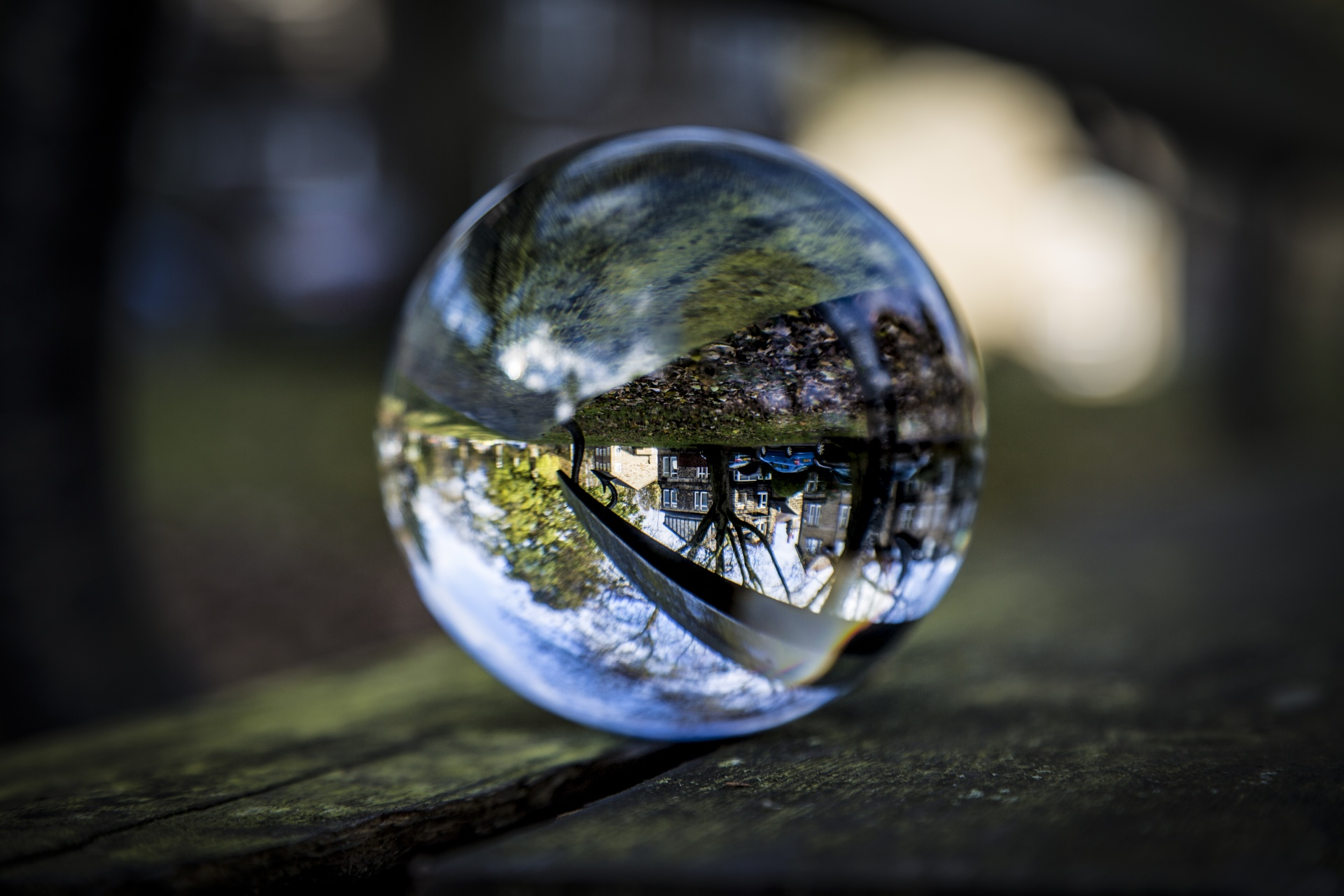 Crystal ball reflection 2018 travel trends cultural immersion remote travel luxpedition the great game the grand tour 2.0