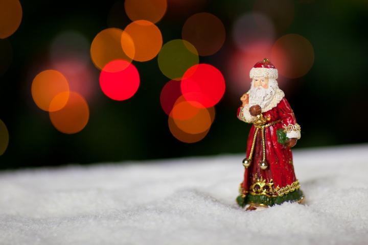 Saint Nicholas Bishop of Myra in Turkey snow Santa Claus