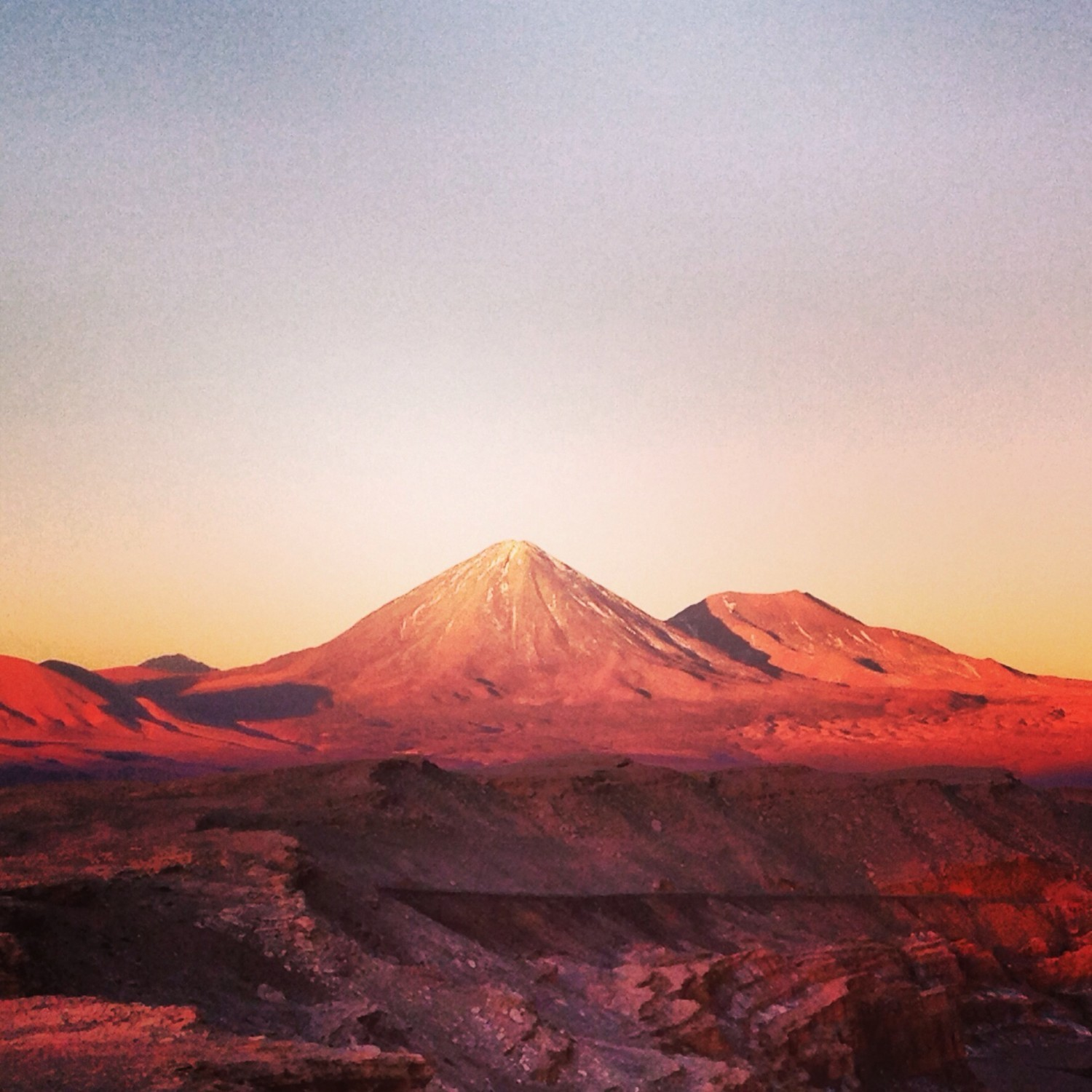 Atacama desert in Chile bespoke and luxury adventure