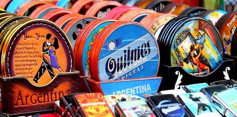 San Telmo Market, Argentina