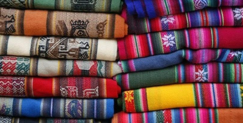 Andean textiles, Salta, Argentina