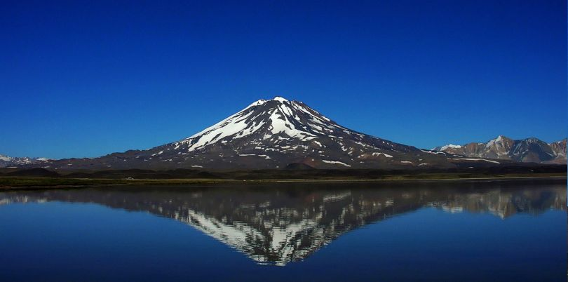 Dramatic volcanic landscape, Argentina