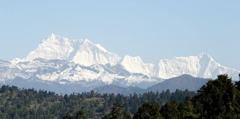 The Himalayas, Bhutan