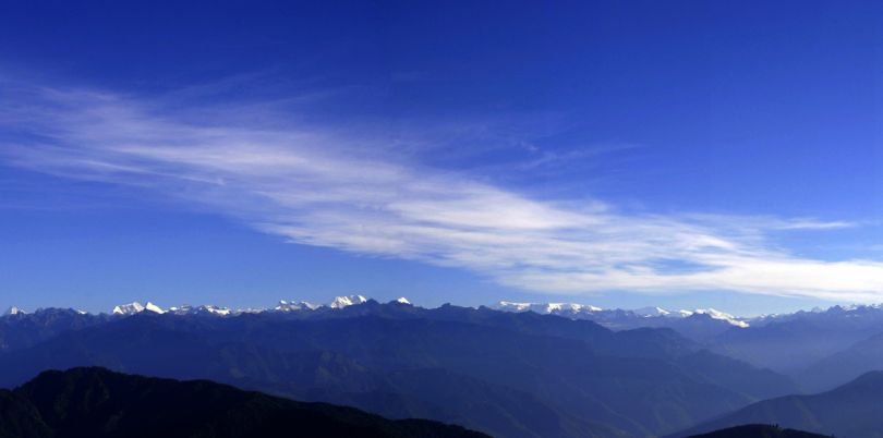 The Himalayas, Bhutan