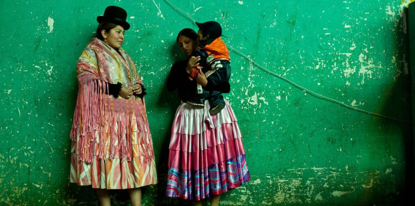 Ladies, Bolivia