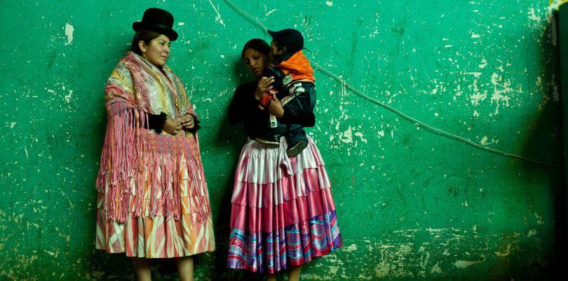 Ladies, Bolivia