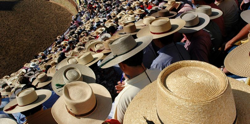 Chilean rodeo, Chile