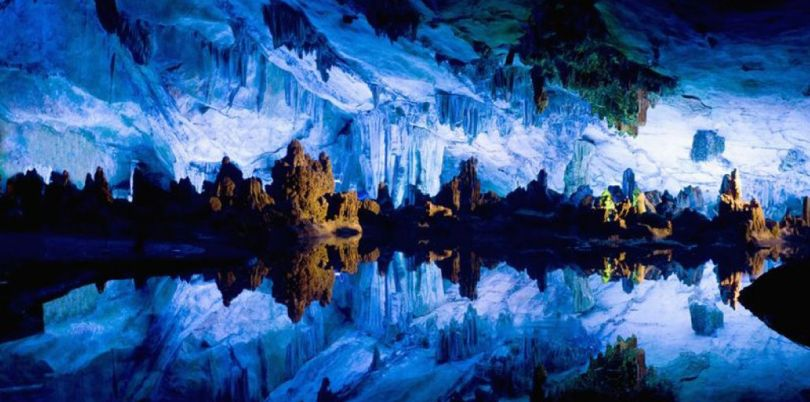 Chinese caves, China