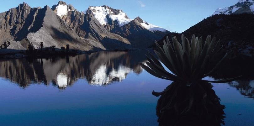 Parque Nacional Natural El Cocuy, Boyaca, Columbia