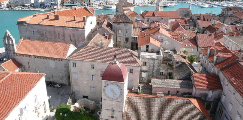 Trogir landscapes, Croatia