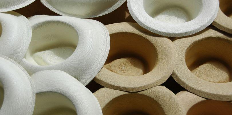 Panama hats, Ecuador