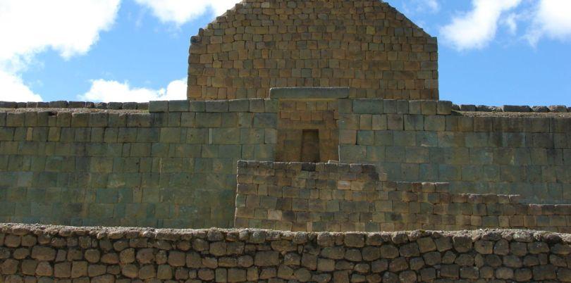 Inca ruin, Ecuador