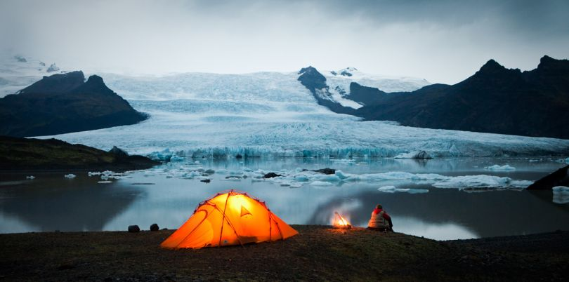 ... Fjallsarlon next to the Ice Lagoon Iceland ... & Iceland | Brown and Hudson