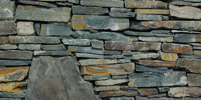 Stone wall, Ireland