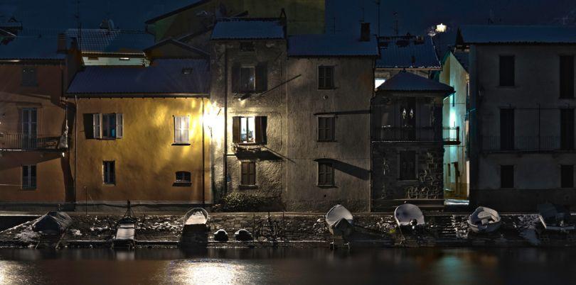 Lecco Pescerenico, Italy