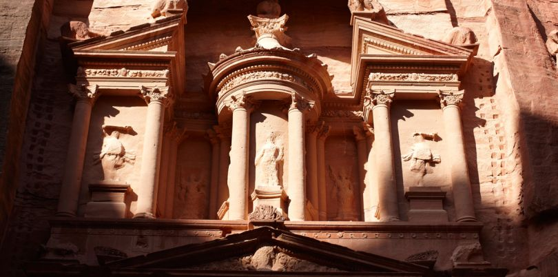 Petra gallery in Jordan