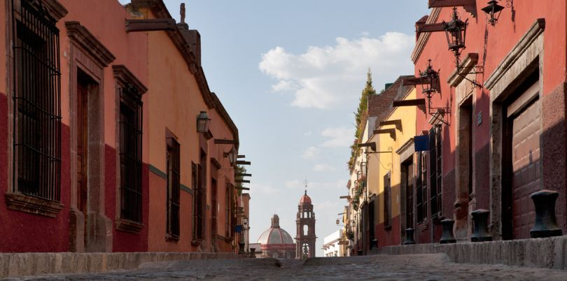 Street, Mexico