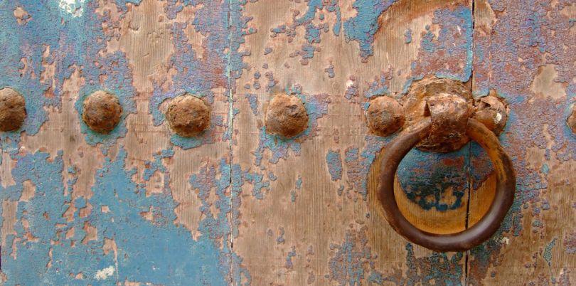 Door handles, Morocco