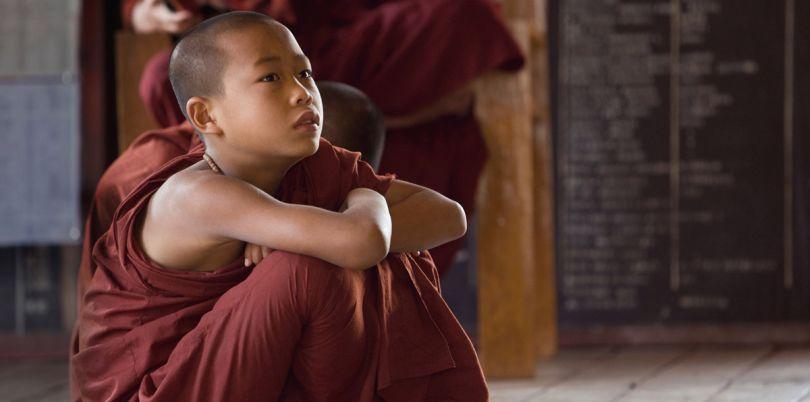 Little Buddha, Myanmar