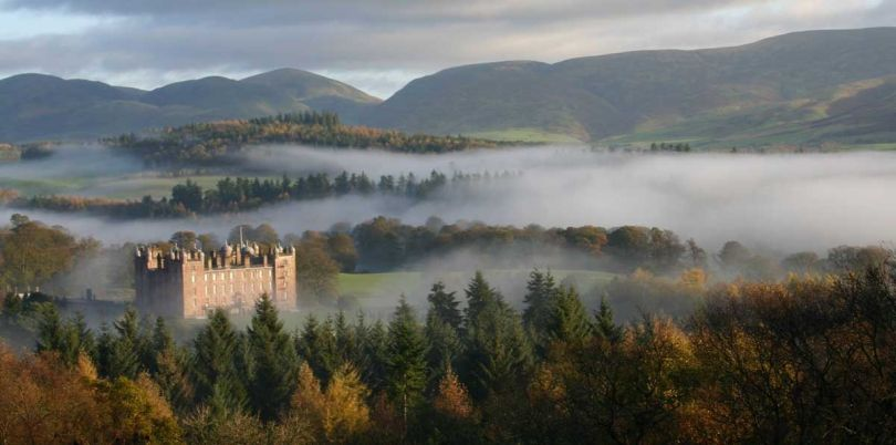 Drumlanrig Castle, UK