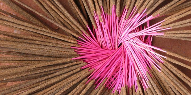 Incense in Vietnam